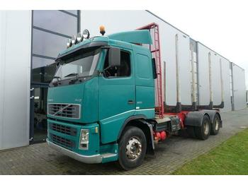 Timber transport Volvo FH12.500 6X2 MANUAL FULL STEEL HUB REDUCTION EUR