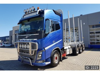 Volvo FH16.700 Globetrotter, Euro 5 - timber transport