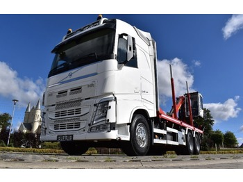 Timber transport Volvo FH 13.540