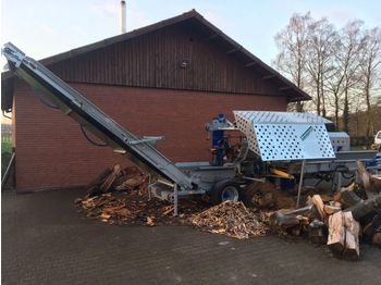 BINDERBERGER SSG 750 - wood chipper
