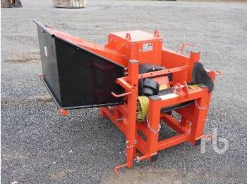 BOXER TPB120 Wood - wood chipper