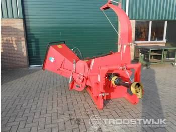 Boxer Agri HV233 - wood chipper