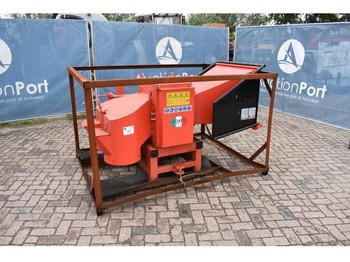 Wood chipper Boxer TPB120