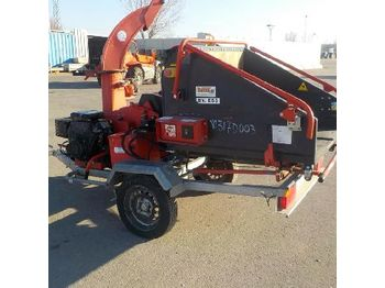 Bugnot BVE55 - wood chipper