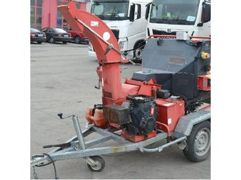 Bugnot R75N - wood chipper