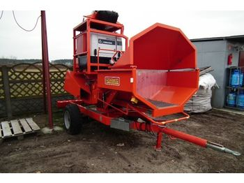 Carvaggi- BIO 600 - wood chipper