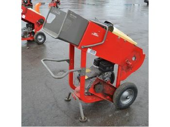 Eliet Petrol Powered Wood Chipper - 142628 - wood chipper