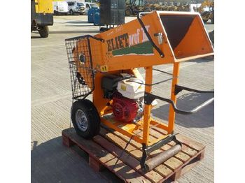 Eliet Prof 4 Petrol Chipper c/w Honda Engine - wood chipper