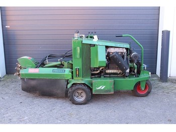 Wood chipper Herder Fermex SC-410H stobbenfrees / Stubbenfräse / stump