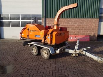 Wood chipper JENSEN A 328 versnipperraar