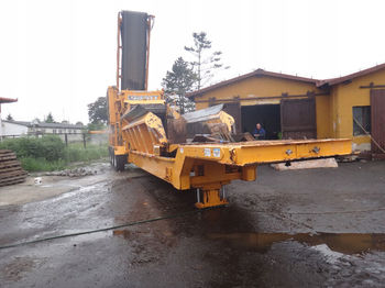 JO BEAU BANDIT BEAST 3680 rębak - wood chipper