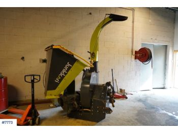 Wood chipper Junkkari HJ 250 G
