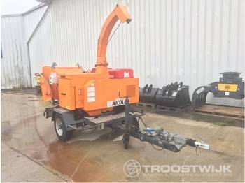 Nicolas Nicolas C1143E C1143E - wood chipper