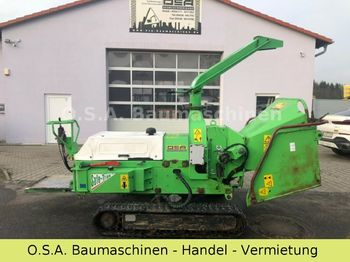 Wood chipper Raupenhäcksler**Chipmaster STC 220**1A-Zustand