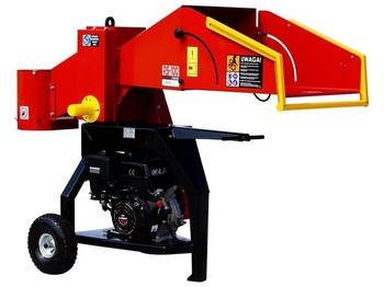 Remet RS-100 - wood chipper