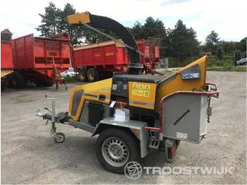 Schliesing Schliesing 235MX 235MX - wood chipper