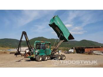 Silvatec 878CH - wood chipper