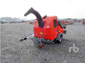 TS INDUSTRIES S/A - wood chipper