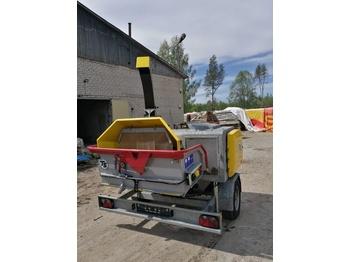 TS Industrie 350ME - wood chipper
