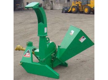 Unused 3 PTO Heavy Duty Wood Chipper to suit 40-70Hp - 7014-46 - wood chipper