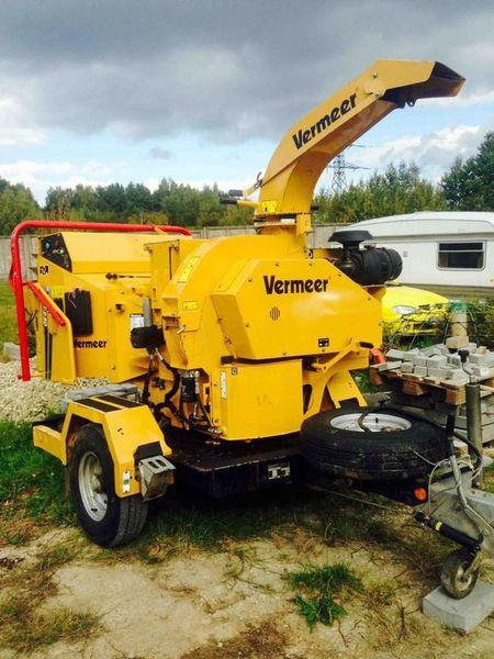 Wood chipper VERMEER BC230XL - Truck1 ID: 2146083