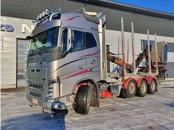 Holztransporter VOLVO FH16