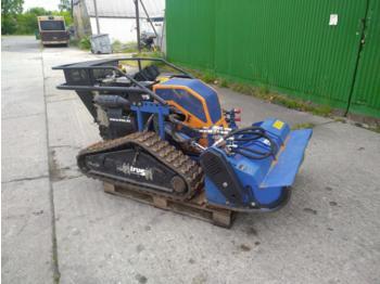 IRUS Deltrak 2.0 - tractor voor gemeente