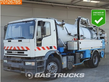 Iveco Eurotech 190E27 4X2 Manual Steelsuspension - vacuümwagen
