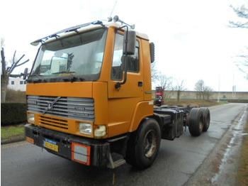 Vacuümwagen Terberg FL 1450
