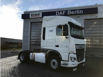 DAF XF 460 FT SC,Intarder,AS-Tronic,Euro 6,Hydraulik  - gjysmë-kamion