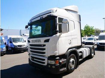 SCANIA G440 Highline Euro 5 Hydraulik Retarder Spoiler - gjysmë-kamion