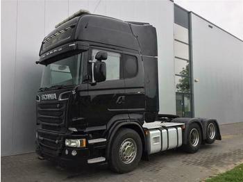 Scania R620 V8 6X2 TOPLINE RETARDER EURO 5  - gjysmë-kamion