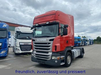 Scania * R 420 *TOPLINER * RETARDER * 1.HAND *  - gjysmë-kamion