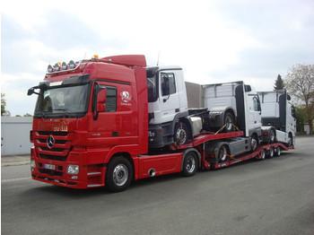 GS Meppel *Lkw-Tieflader*Hydraulikwinde* - gjysmërimorkio autotransportuese