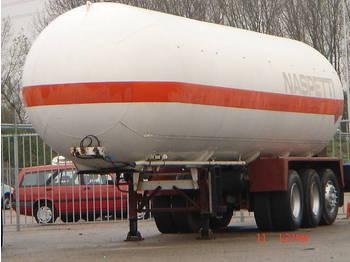 *ACERBI* GAS/GAZ/LPG TRANSPORT 52.000 LTR - gjysmërimorkio me bot