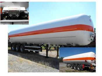 ACERBI LPG/GAS/GAZ 27BAR BORN:2009 ADR 56.010L - gjysmërimorkio me bot
