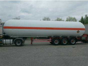 ACERBI LPG/GAS/GAZ/PROPAN-BUTAN PNEUMATIC 53000L - gjysmërimorkio me bot
