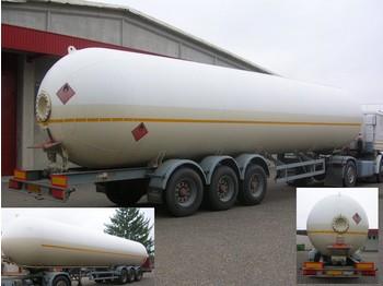 Acerbi LPG/GAS/PROPAN - gjysmërimorkio me bot