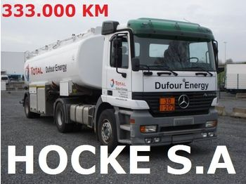 Actros & semi trailer Atcomex 25.000 liters  - gjysmërimorkio me bot