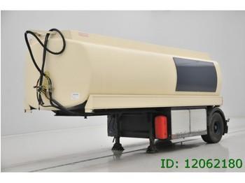 Atcomex TANK 20.000 Liters - gjysmërimorkio me bot