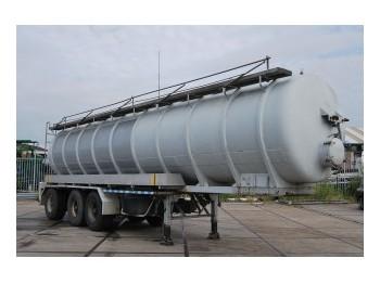 GS Meppel 3 assige oplegger - gjysmërimorkio me bot