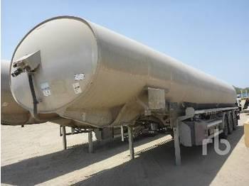 HEIL PT44/3 43000 Litre Tri/A Fuel - gjysmërimorkio me bot