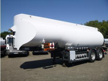 Heil / Thompson Fuel tank alu 29.7 m3 / 5 comp - gjysmërimorkio me bot