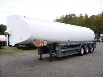 Heil / Thompson Fuel tank alu 39 m3 / 1 comp - gjysmërimorkio me bot