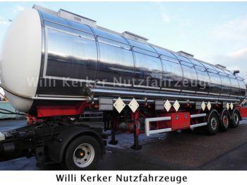 Klaeser V4A Chemieauflieger 55 cbm   7491  - gjysmërimorkio me bot