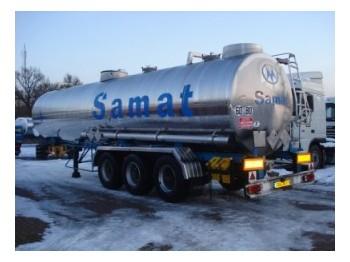 Magyar Chemicals Tank SR3MEB - gjysmërimorkio me bot