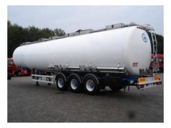 Magyar Chemicals tank - gjysmërimorkio me bot