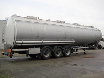 Magyar SUPER JUMBO 59.500 l., 3 comp. - gjysmërimorkio me bot