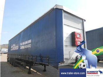 Guillen Semitrailer Curtainsider Standard - gjysmërimorkio me perde anësore