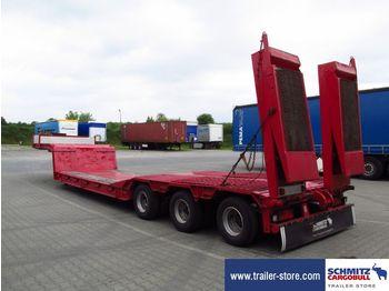 Guillen Semitrailer Platform Step-frame - gjysmërimorkio me plan ngarkimi të ulët